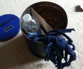 Weekend Dog Travel Kit