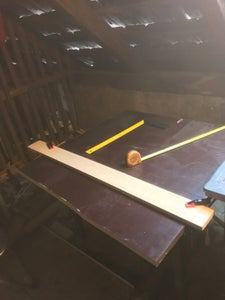 Cut Tabletop to Size