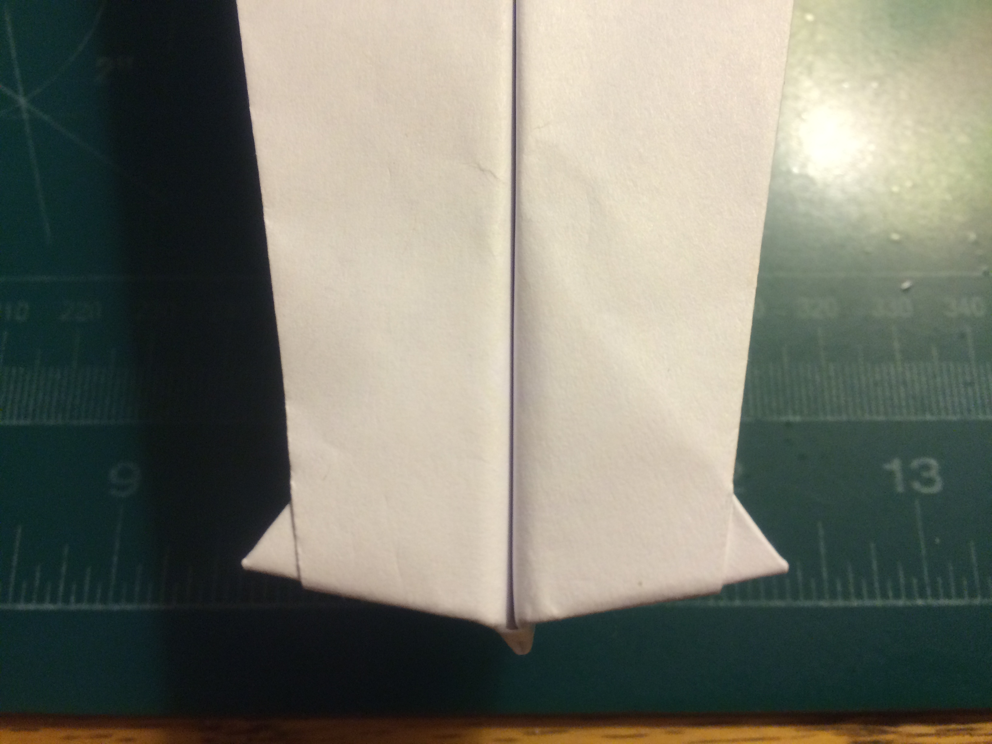 Picture of Wing Folding; Taping