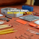 Apocalypse - Survival Prep: Bug-out bag - EDC