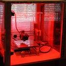 Heated 3d Printer Enlosure , Reprap, Prusa,I3,  Makerbot