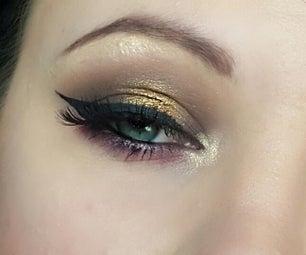 Sexy Smokey Eye Valentines Makeup Look
