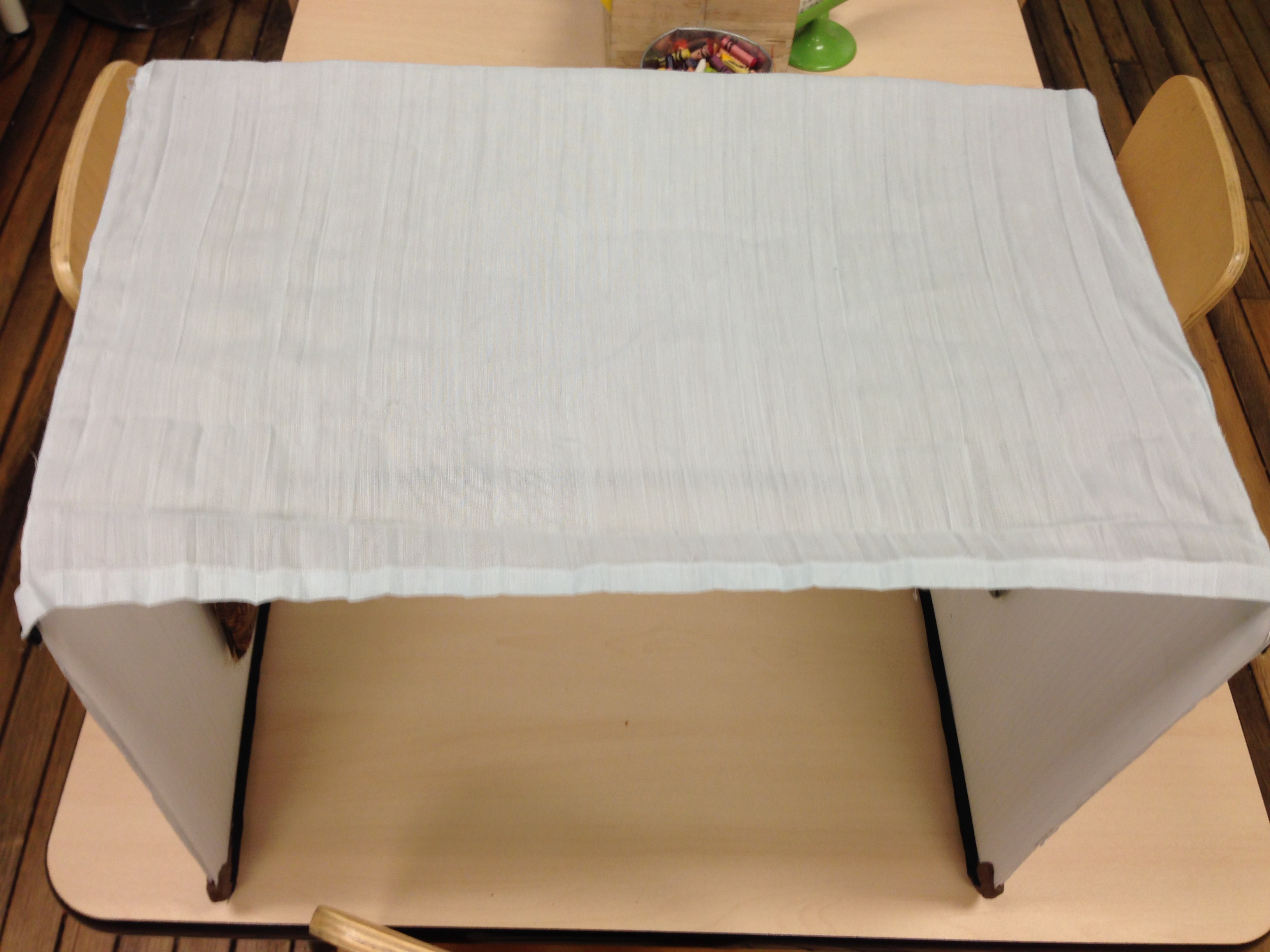Picture of Create the Fabric Roof