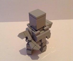 Customisable Lego Robot
