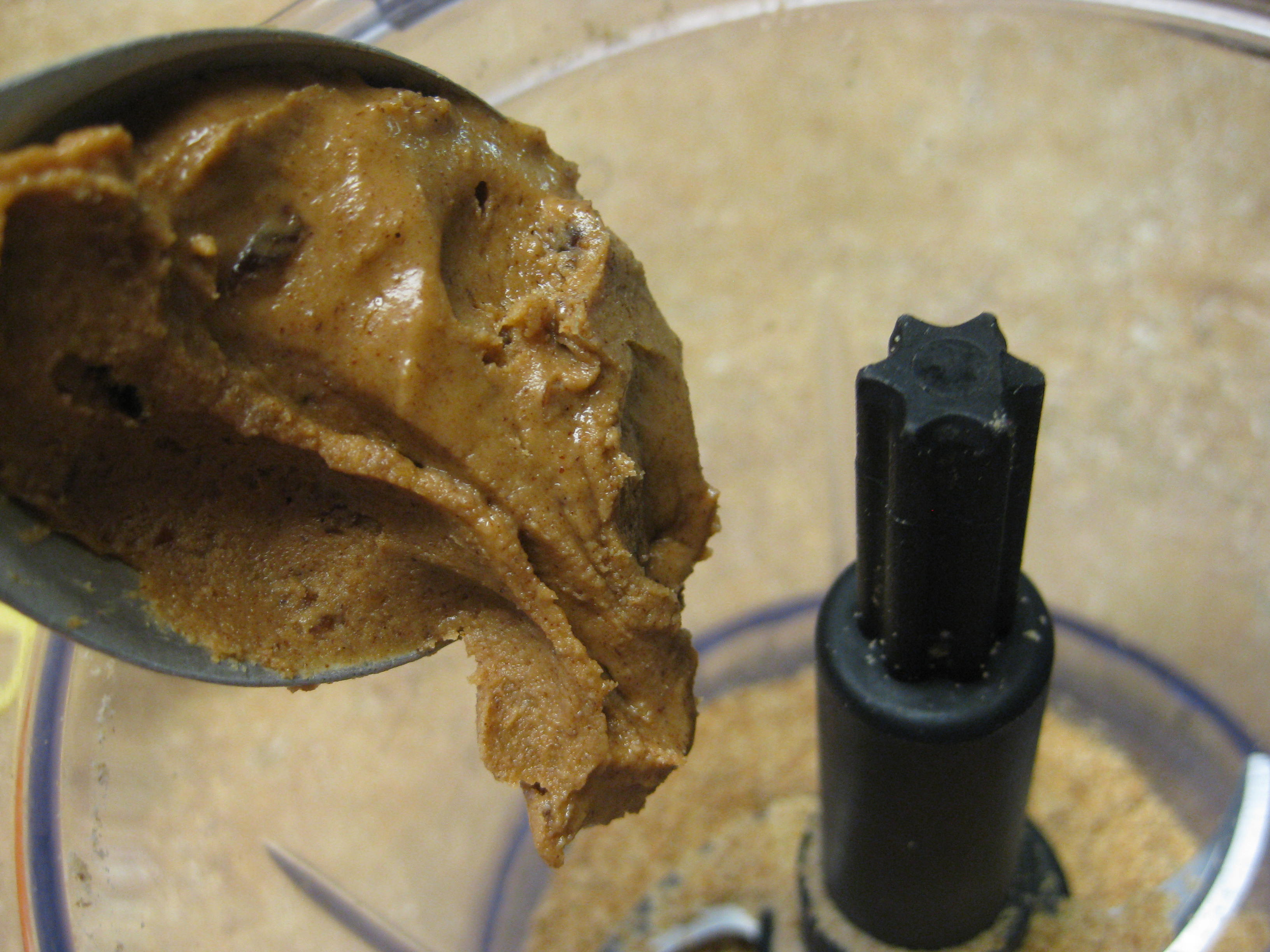 """Picture of Make the """"crust"""" Mixture"""