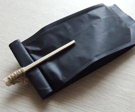 Chopstick Chip Clips