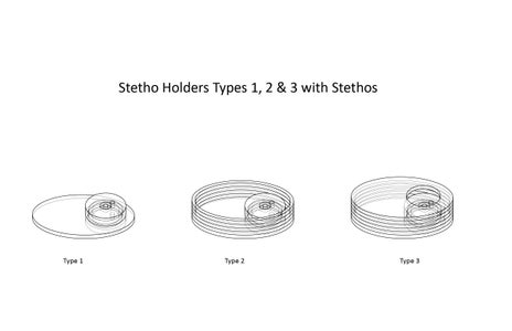 Apply Your Stethos to the Stetho Holders