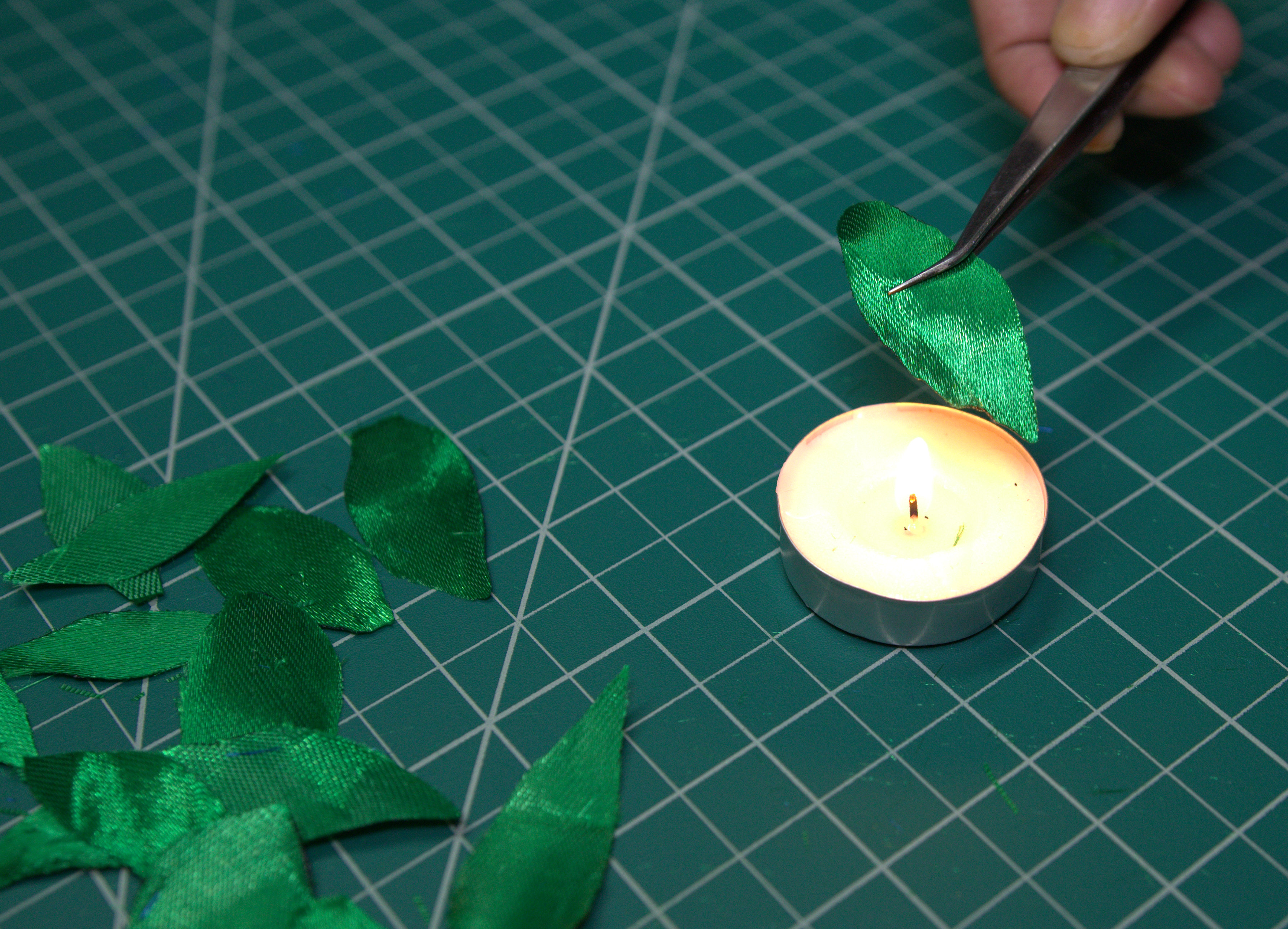 Picture of Making Leaves