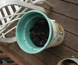 Make Lye/ Potassium Hydroxide
