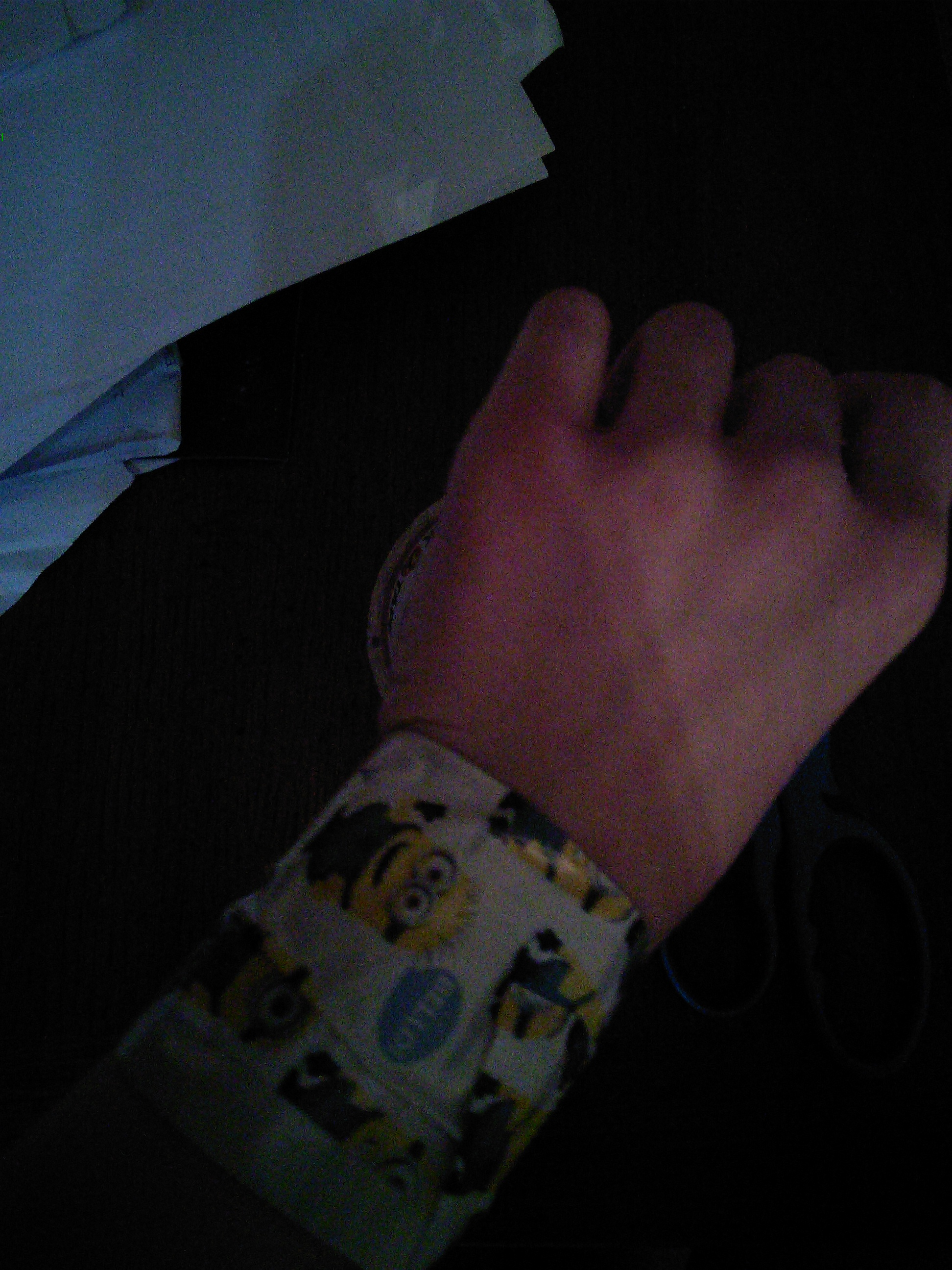 Picture of Duct Tape Bracelet