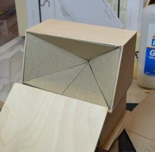Make the Lighting Box - Reflector