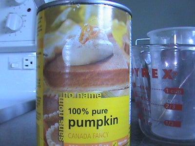 The Pumpkin Pie Filling