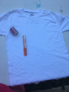 Picture of Getting Your Shirt Ready!