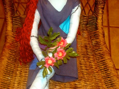 Sally Doll From the Nightmare Before Christmas
