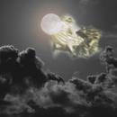 Ghost Airship Photo Manipulation in GIMP