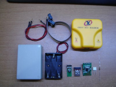 Wireless USB Temperature & Humidity Datalogger