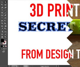 3D Printing: From Design to Print!