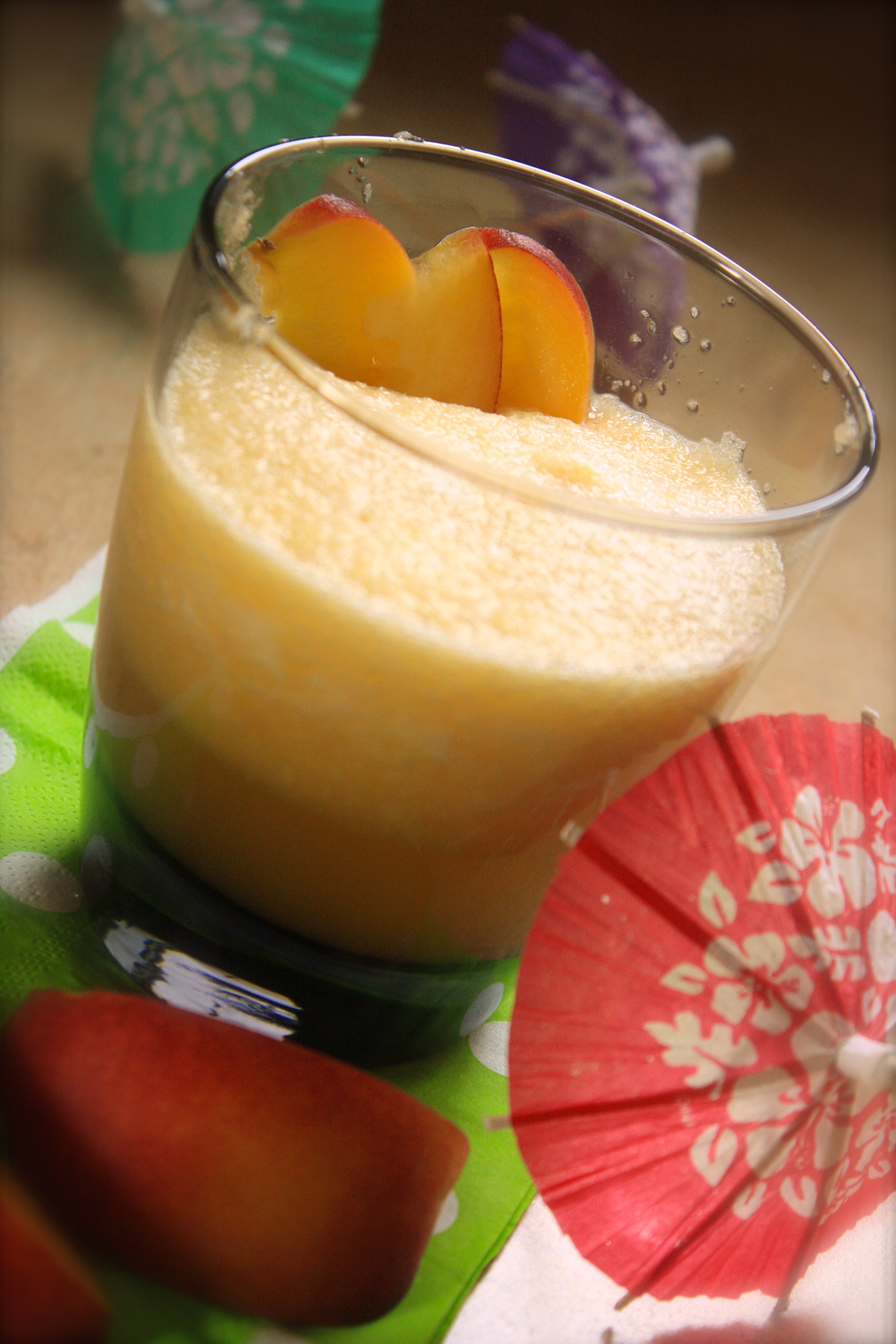Picture of Honey Peach Daiquiri
