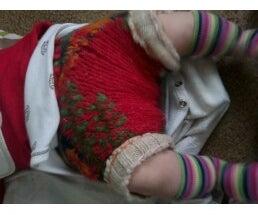 Diaper Sweater