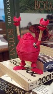 Davincibots: Create a 3d Printed Modular Robot Toy.