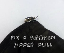 Zipper Pull Hacks