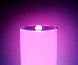 Multifunctional RGB LED light