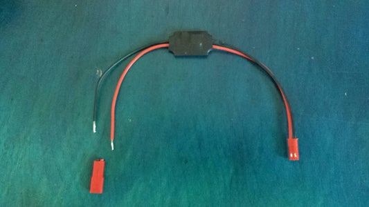 Power the Bluetooth Receiver