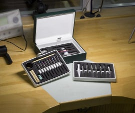 Watchmaker toolbox