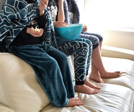 Couch Pants: the Last Word in Rainy Day Comfort
