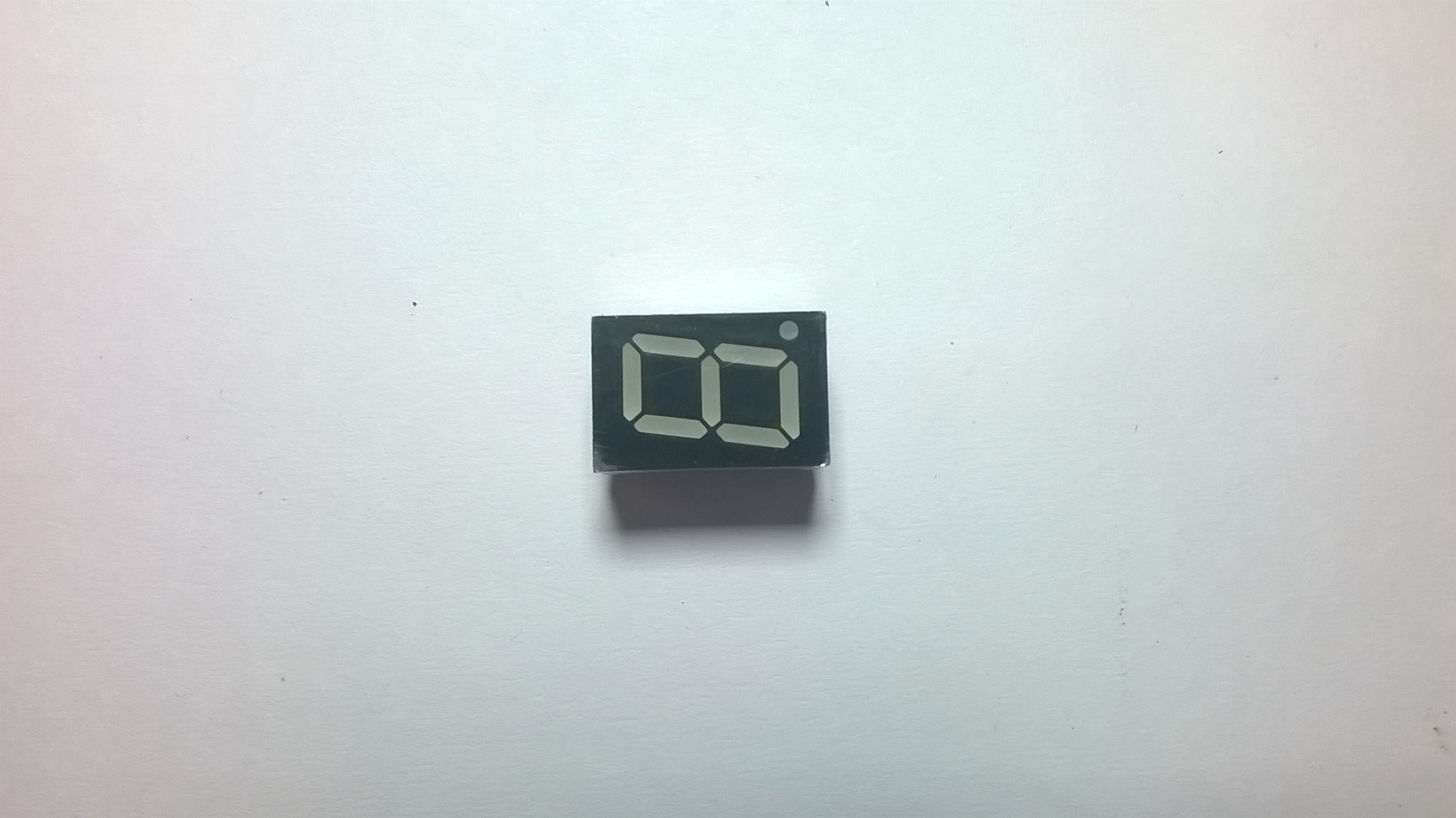 Picture of 1 to 10 Counting Machine With Arduino Uno