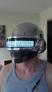 - the Helmet