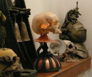 Steampunk Head-Light