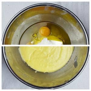 Combine Wet Ingredients