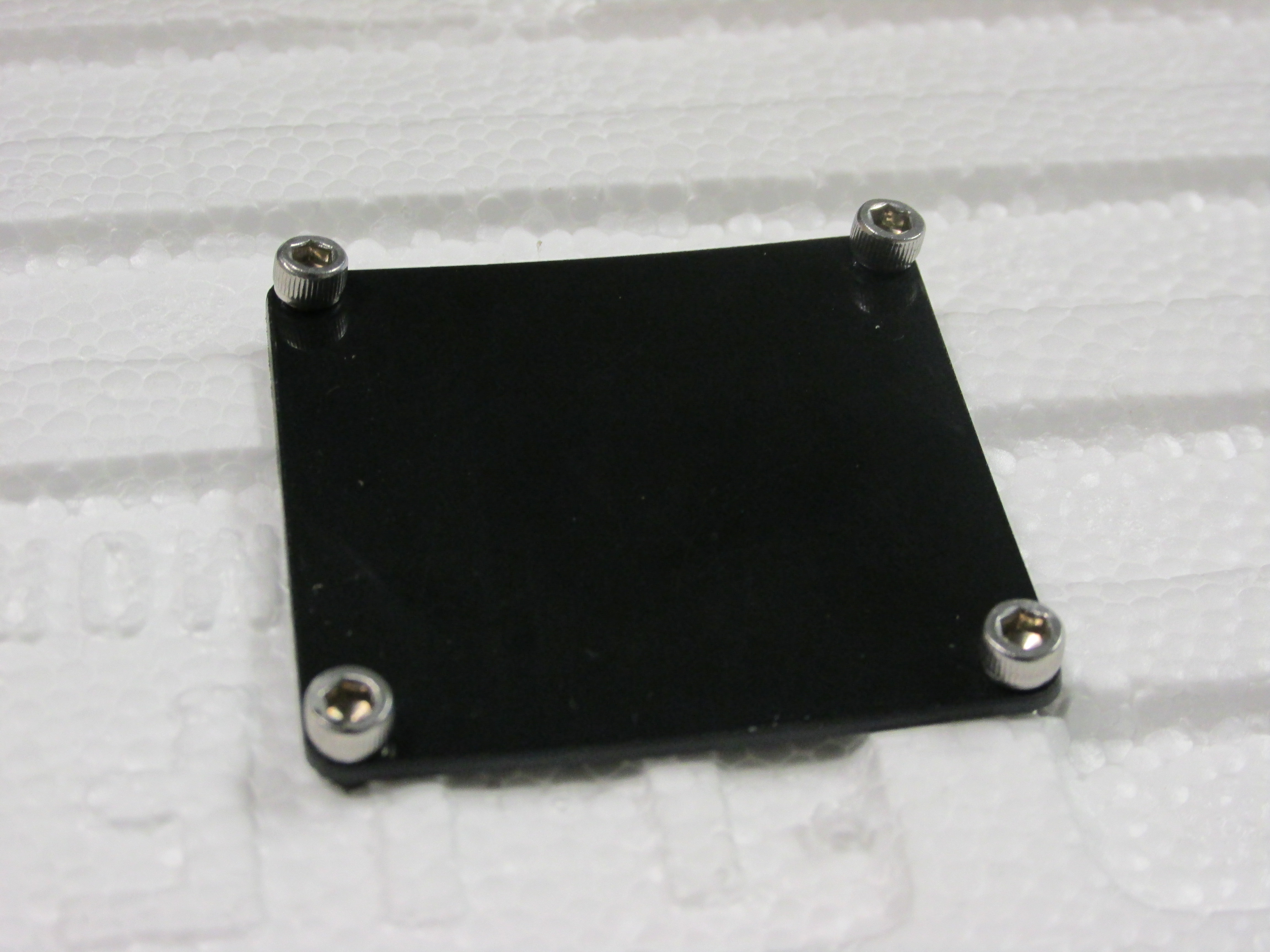 Picture of Placing Retainer Plates