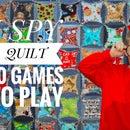 I Spy Quilt