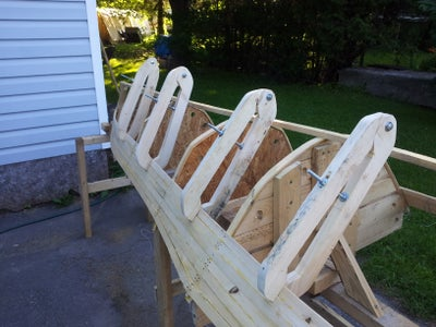Quick and Easy Lapstrake Clamps for Boat Builders