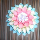 How to Make a Flower Out of Paper