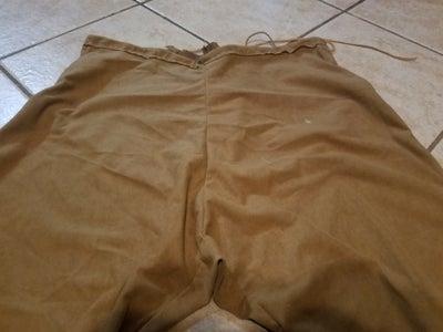 Design of His Pants