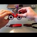 GoPro Hack IKEA DIY Automatic Mini Dolly. Motorized Slider