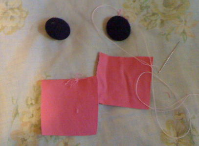 How to Make Matching Buttons