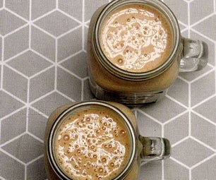 Spiced Pumpkin Smoothies