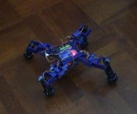 Spiderbot V2 - Robot Car