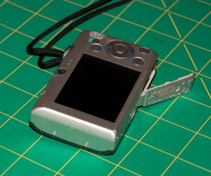 Canon SD1200 Screen Replacement
