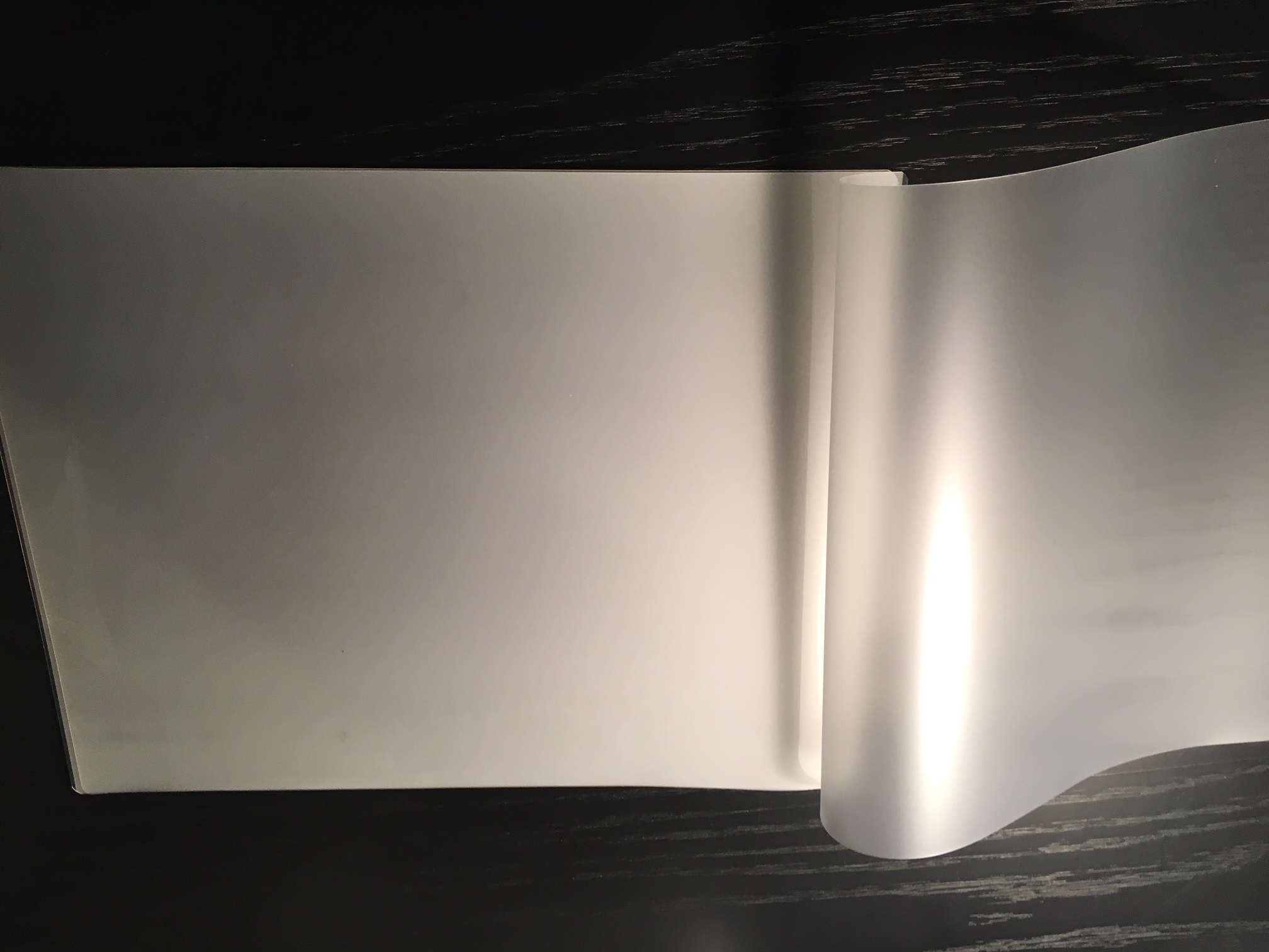 Picture of Laying the Lamination Sheets