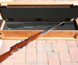 SKS Assault Rifle Carry Case