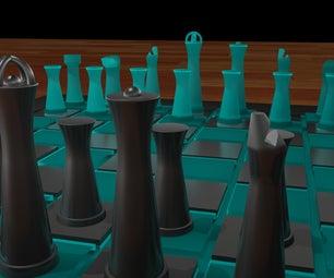 3D Print a Chess Set