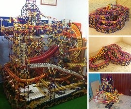 K'nex ball machines that have INSTRUCTIONS!!!