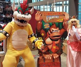 """How to make a Super Mario Bros: """"Bowser"""" costume"""
