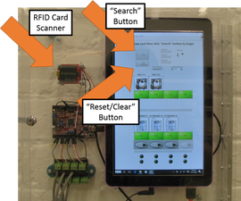 Open Source Machine Access System