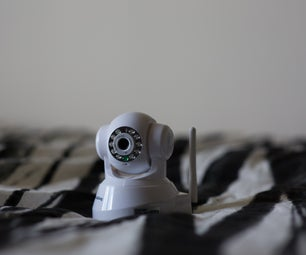 Hack a $30 WiFi Pan-Tilt Camera - Video, Audio, and Motor Control With Python